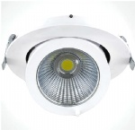 adjustable led spotlight recessed mono dual triple