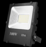 waterproof 100w LED floodlight luminaires