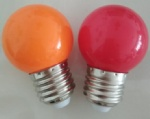 3watt colorful led bulb